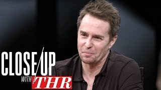 Sam Rockwell on Balancing Stage Fright With Levity & Working With Tom Hanks | Close Up With THR