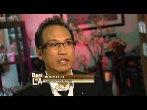 KTLA's Best of LA - Felix Design Studio & Day Retreat