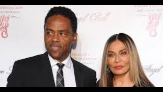 Tina Knowles humiliates her husband in public and people think it's funny