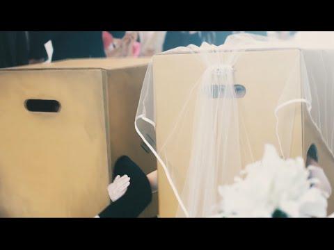 Metal Gear Solid V The Phantom Pain Cardboard Box Wedding Weird Japanese TV Commerial (wtf)