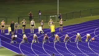 100m H3 Hilal Durmaz 12.46 -1.2 Qld Athletics Championships 2018 2017 Video
