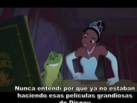 La princesa y el sapo bloque1 youtube - Sapos y princesas valencia ...