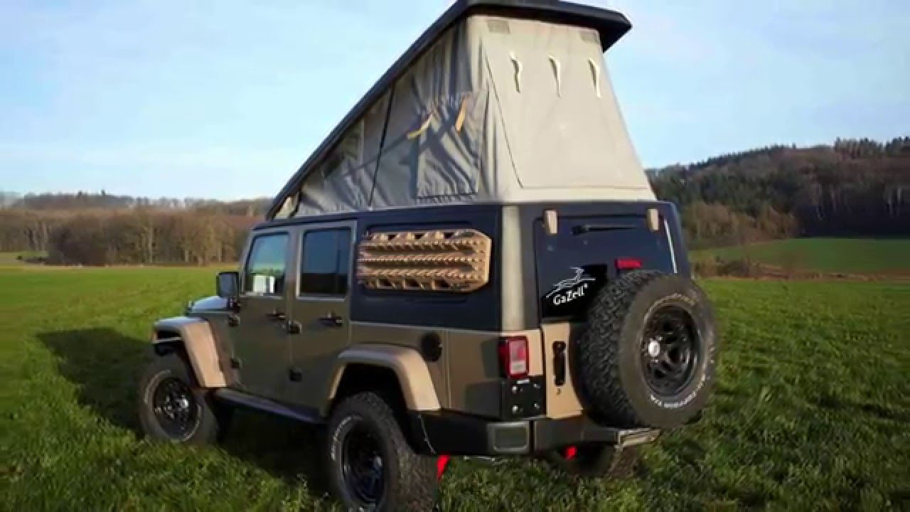 jeep camper iii youtube. Black Bedroom Furniture Sets. Home Design Ideas