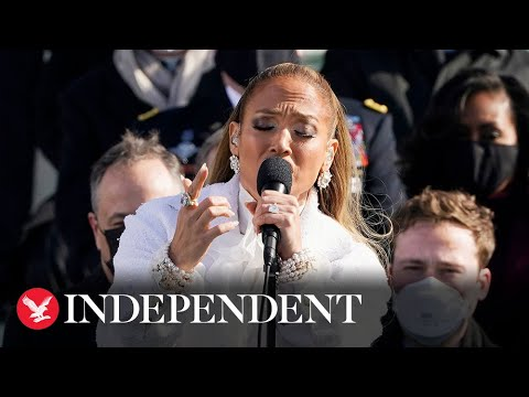 Jennifer Lopez's Inauguration Performance Was Full of Meaning