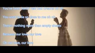 P!nk Just Give Me A Reason ft. Nate Ruess LYRICS