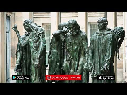 Musée Rodin – Intérieur – Paris – Audioguide – MyWoWo Travel App