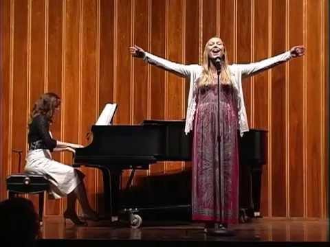 Natalie Brown:  Milder Musical Arts 35th Anniversary Concert