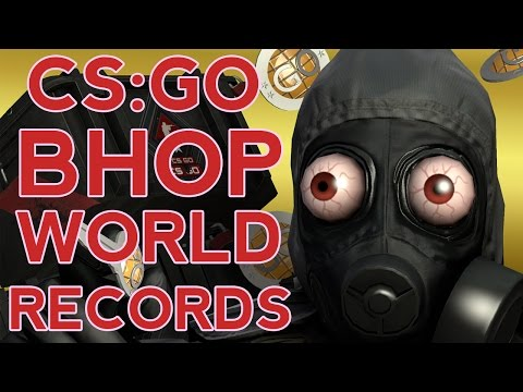 CS:GO - I Bhop For Fun And World Records