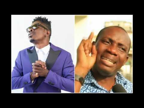 We will burn the ego out of Shatta Wale-counsellor Luttrodt