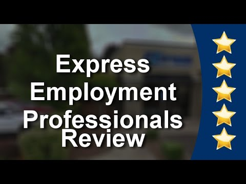 Express Employment Professionals of Albany, OR |Terrific 5 Star Review by Bobby W.
