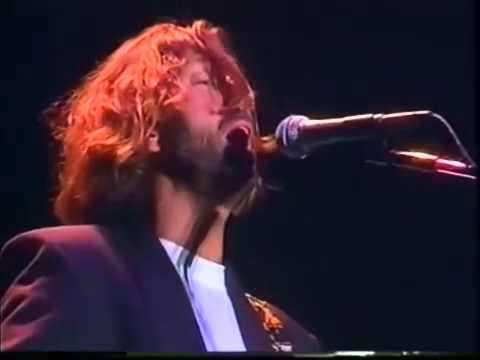 Eric Clapton en River Plate 1990