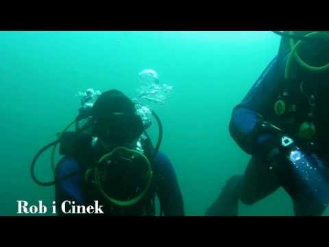 """Scuba diving in Tramore """"beginnings"""""""