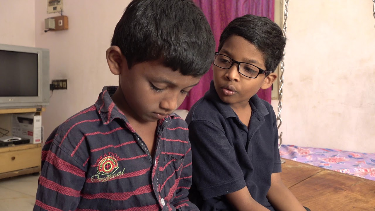 Right way to Christian children- Telugu short film