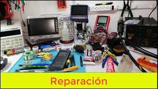 herramientas básicas para reparación electrónica e ingeniería(# 5 tip reparación)