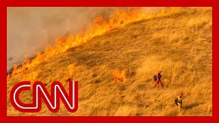 Multiple raging California fires force thousands to evacuate