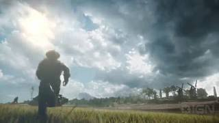 Battlefield 1 Debut Gameplay Trailer - E3 2016