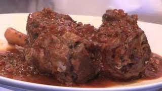 Easy Leg Of Lamb Recipe : Delicious Dishes