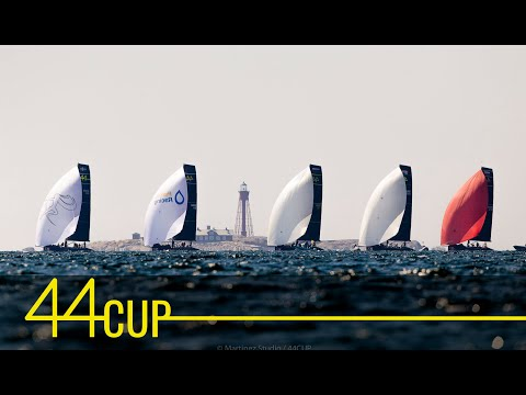 44Cup Marstrand World Championship Highlights 2019