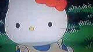 Hello Kitty Alice In Wonderland