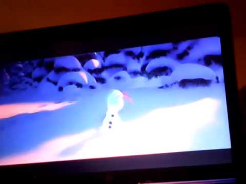 Frozen Olaf all good things - YouTube