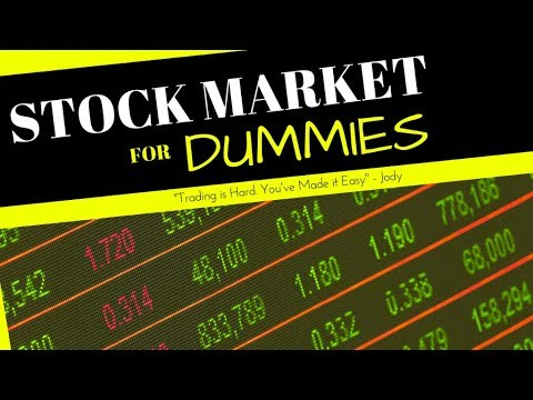 Stock Market For Dummies | Stock Market Today | Why is the Stock Market Down? - YouTube