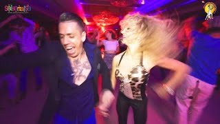 Amazing Salsa Dance by Johnny Vazquez & Fadi Fussion & Anna Zidaru | 1.EIDC