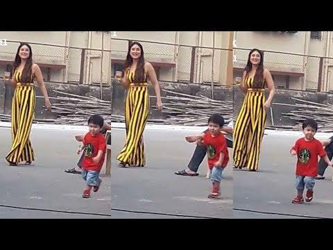 Taimur Ali Khan's cutest Video While Playing With Mom Kareena Kapoor Mp3