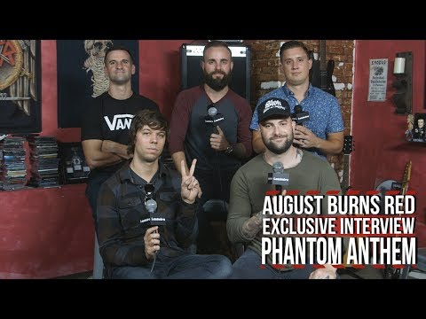 August Burns Red on Puppets, Porno + Breaking the Metalcore Formula With 'Phantom Anthem'