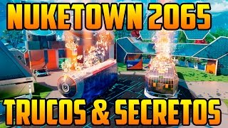 BLACK OPS 3: TRUCOS & SECRETOS EN NUKETOWN 2065