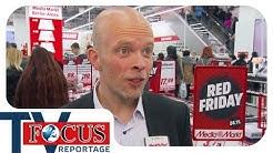 Black Friday und Cyber Monday: Im Kaufrausch auf Schnäppchenjagd | Focus TV Reportage