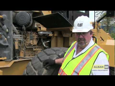 Alban CAT Equipment Walk Around Inspection