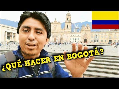 Un Peruano En Bogotá - Colombia