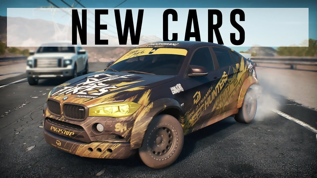 nfs payback offroad race 8 cars listed youtube. Black Bedroom Furniture Sets. Home Design Ideas