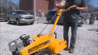 2010 cub cadet rt65 rear tine tiller for sale   sold at auction may 14 2014