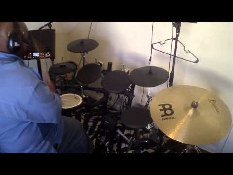 Fred Hammond  - I Will Trust (Drum Cover)