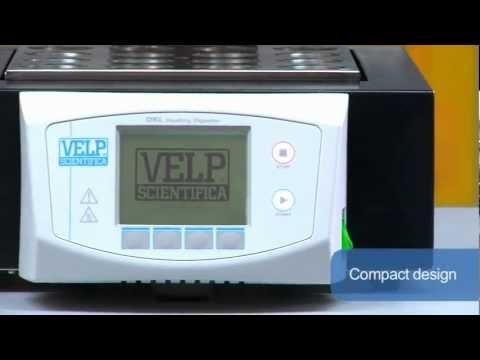 VELP Automatic Kjeldahl Digester DKL Series