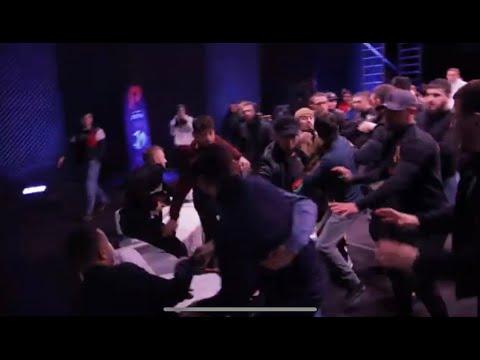 Толпа ЧОРШАНБЕ против ПЕРСА   Драка ЧОРШАНБЕ И ПЕРСИДСКОГО ДАГЕСТАНЦА