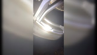 Maserati-Felge zerkratzt😱 MontanaBlack Instagram Story