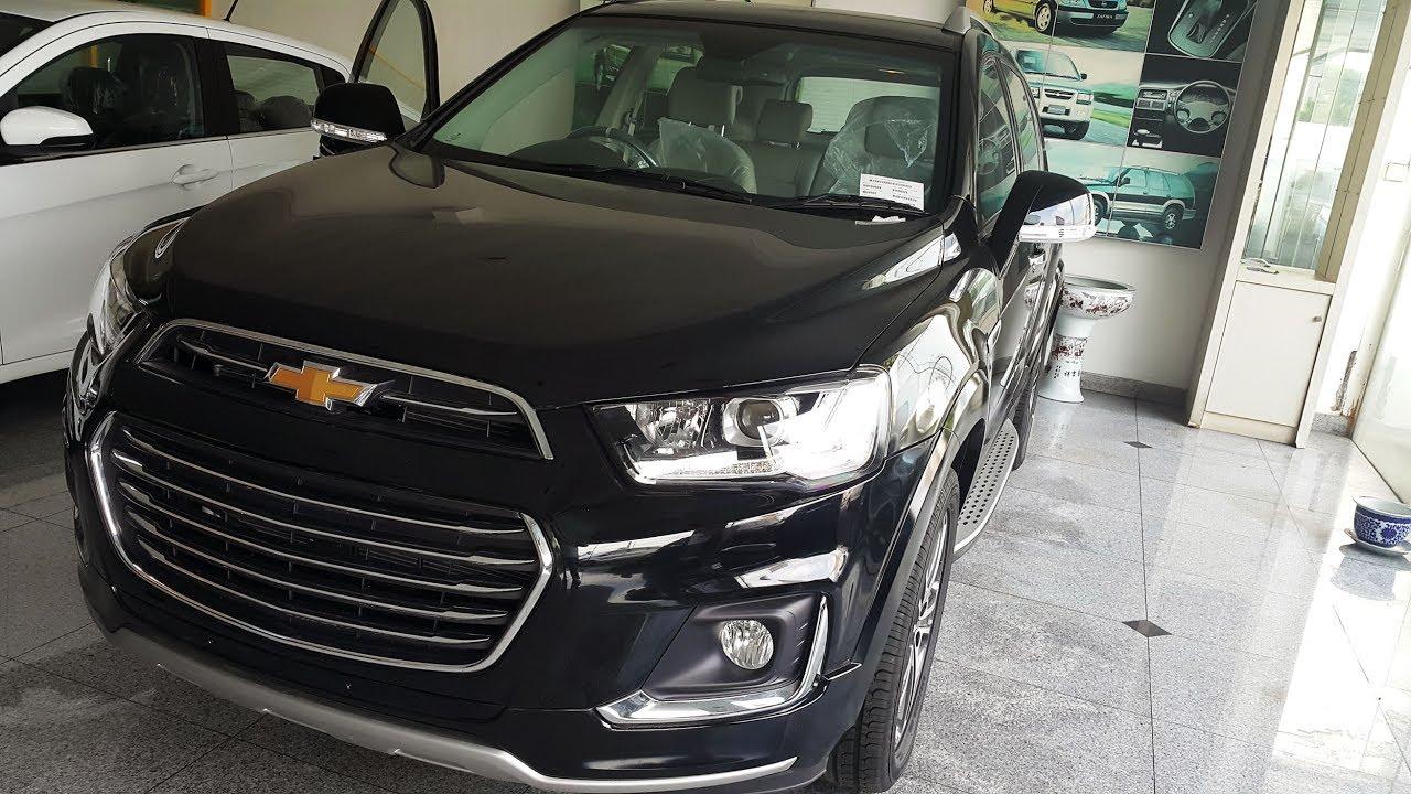 Chevrolet Captiva Ltz 2017 2 0 Rp 445 5 Jt