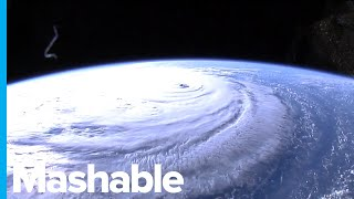 Watch Hurricane Florence Unfold from Space