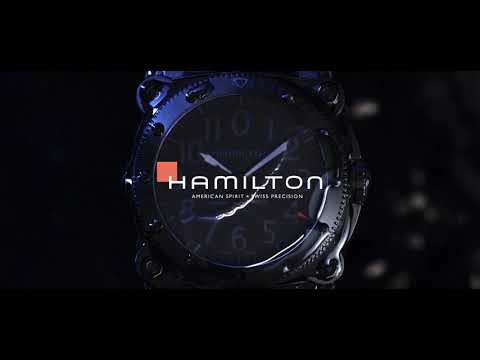Official Watch of TENET I Hamilton Watch