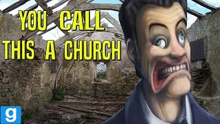GMod DarkRP - The Church of Lost