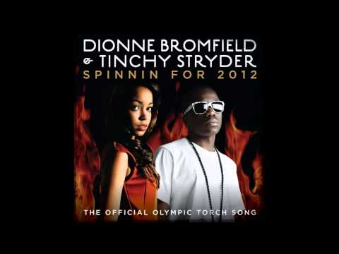 Dionne Bromfield Feat. Tinchy Stryder - Spinnin' For 2012 (Extented Version)