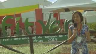 FitVen Barinas 2014 - Turismo en la Cuna del Gigante