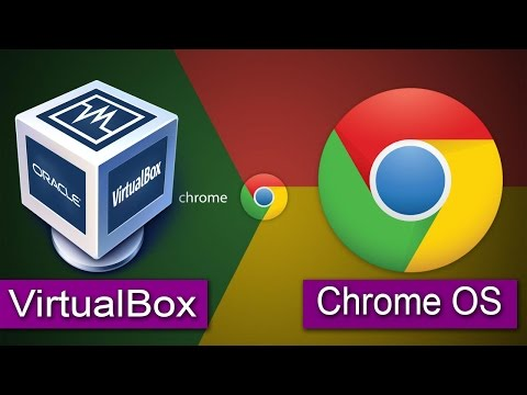 Install Chrome OS on PC or Virtualbox !