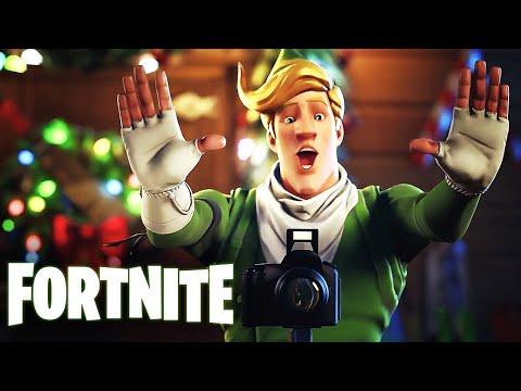 Fortnite - Official Winterfest Teaser Trailer