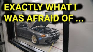 homepage tile video photo for This is What Happened to our GTR on the Dyno