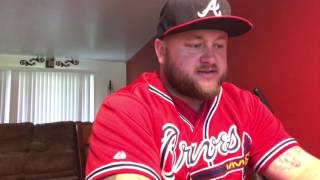 MLB hat series (episode 1 #Atlanta Braves)