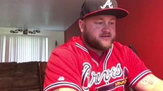 MLB hat series (episode 1 #Atlanta Braves)