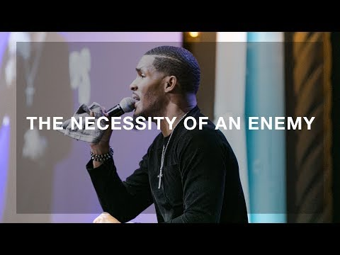 Rated R | Dr. Matthew Stevenson | The Necessity Of An Enemy